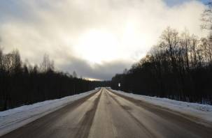 В Вяземском районе завершен ремонт дорог в рамках национального проекта