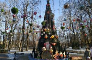 Какая погода ждет россиян на Новый год