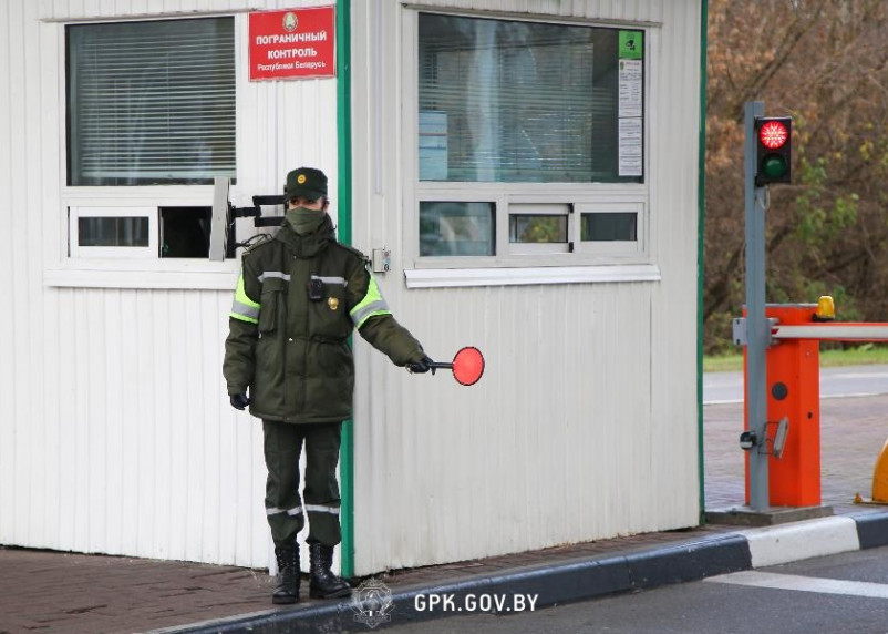 Выезд из Белоруссии в Смоленскую область может стать платным