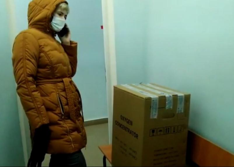 В Гагарине депутаты горсовета скидываются на оксигенаторы для районной больницы