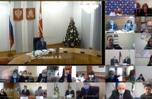 Алексей Островский ответил на вопросы о департаменте здравоохранения и индустриальных парках