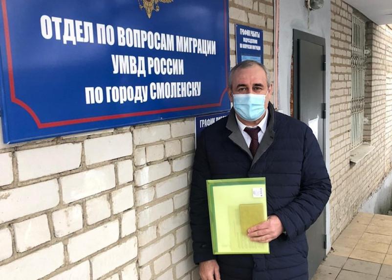 Сергей Неверов стал смолянином. Предвыборная показуха или польза для смолян?