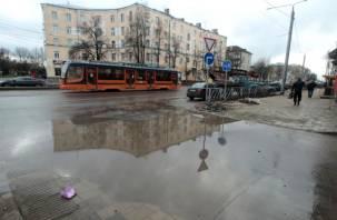 Смолянам вернули остановки на Николаева