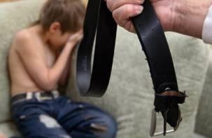 Сафоновец ответит в суде за истязание детей