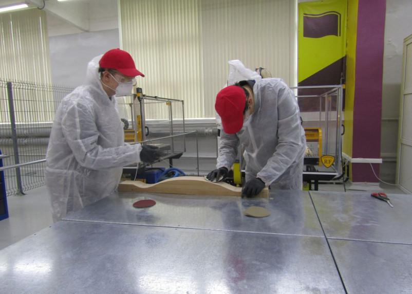 Восемь новых мастерских запланировали открыть для техникума и колледжа в Смоленске