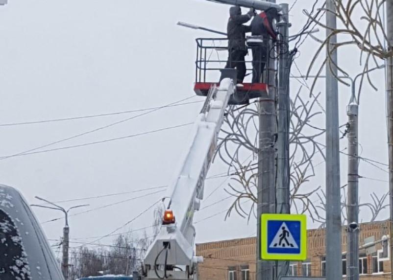 В Смоленске установили новые камеры видеофиксации нарушений