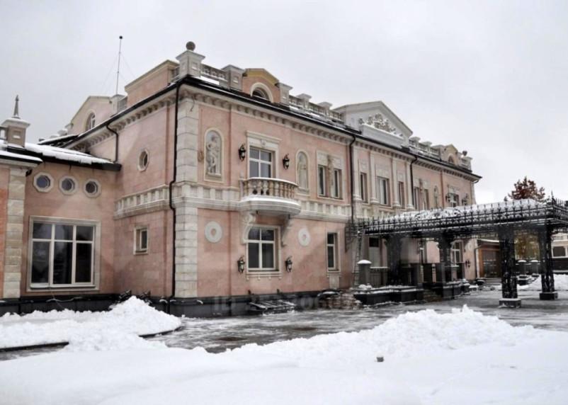 Назван самый дорог дворец в России