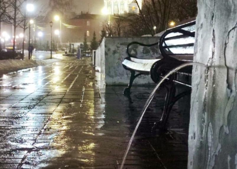 В Смоленске открыли новый фонтан