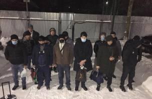 В Смоленске судили организаторов незаконного въезда иностранцев