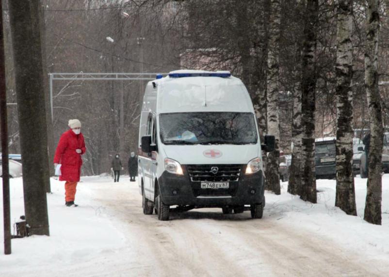 Плюс 134. Статистика коронавируса в Смоленской области на 18 февраля