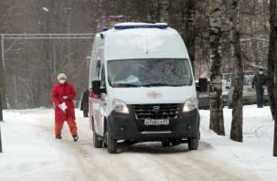 Топ самых зараженных коронавирусом районов Смоленской области на 2 марта