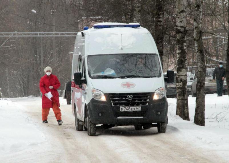 Новые данные коронавируса в Смоленской области на 19 марта