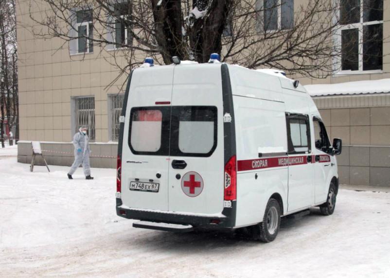 В Смоленской области подтвердили еще 8 смертей от коронавируса