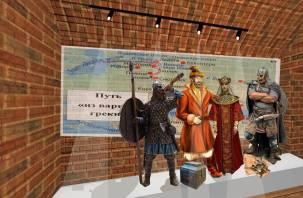 В Смоленске представили новый образ башни крепостной стены