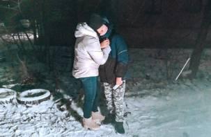 Сальваровцы рассказали о поиске пропавшего ребенка