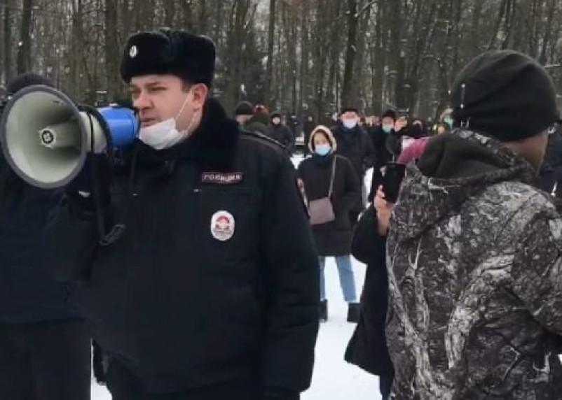 Названо число пострадавших в стычках с полицией и ОМОН в Москве