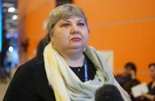 Общественную палату Смоленской области возглавит Валентина Ануфриенкова