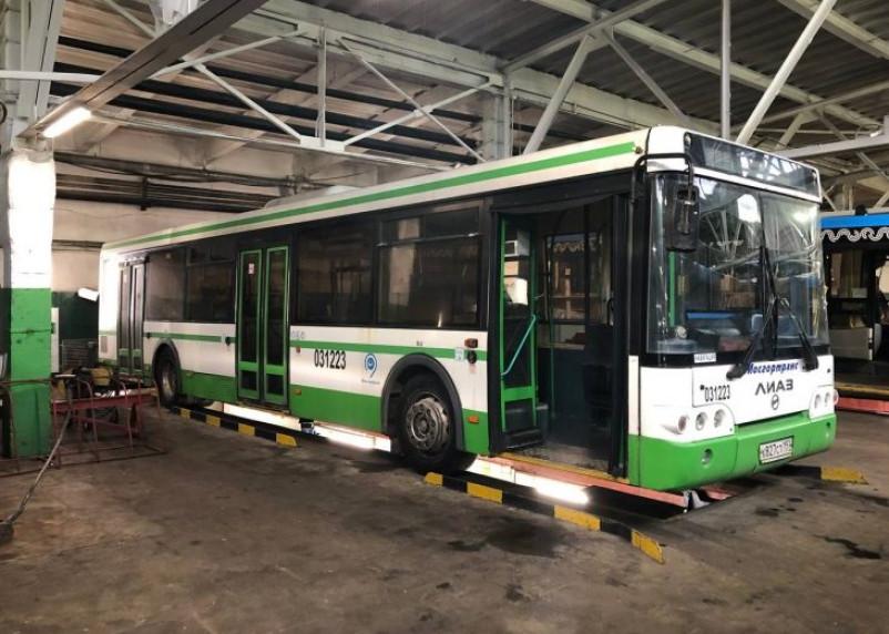 В Смоленск доставят 20 автобусов из Москвы