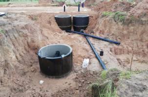 В Смоленской области не справляются со строительством станции водоочистки за 50 миллионов