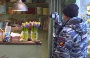 В Калужской области задержали смоленского серийного грабителя