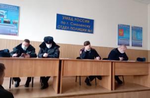 В Смоленске на несанкционированном шествии задержали общественного активиста