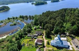 В «Смоленском Поозерье» построят средневековую деревню