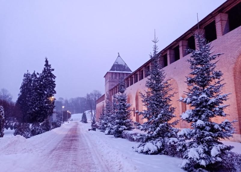 Метели и мокрый снег. Синоптики рассказали о погоде в Смоленской области на 7 марта.