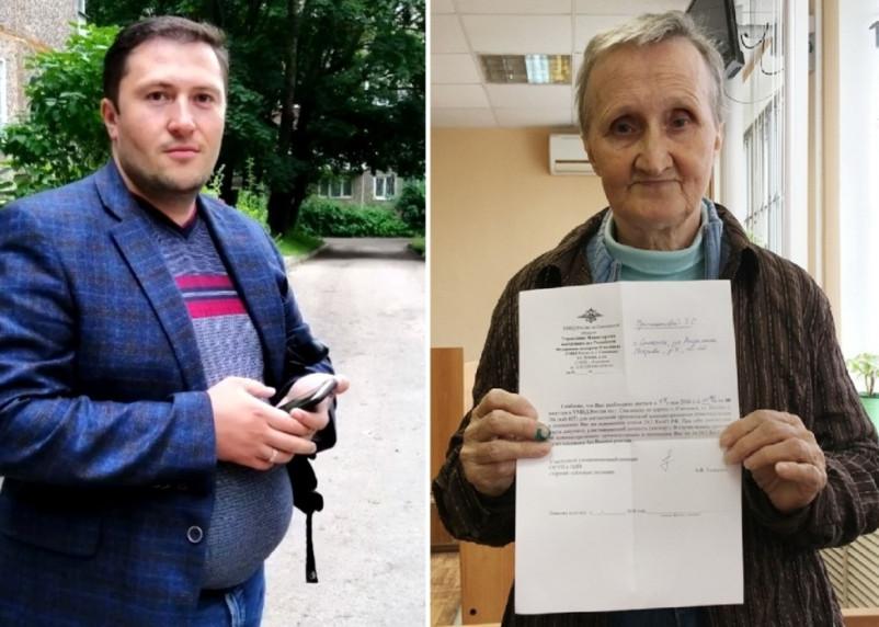 Смоленский депутат хочет отсудить у пенсионерки деньги и передать их детскому дому