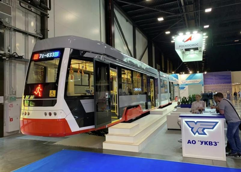 Предприятие Роскосмоса создаст беспилотный трамвай в 2022 году