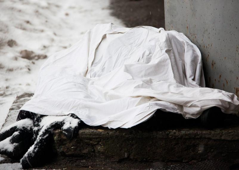 В Смоленске выясняют обстоятельства смерти мужчины