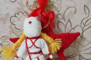 Елочная игрушка юной смолянки стала победителем всероссийского голосования