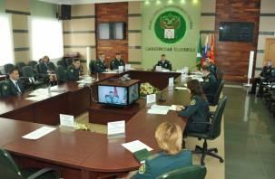 Смоленские таможенники оштрафовали нарушителей на сумму более двух миллиардов рублей