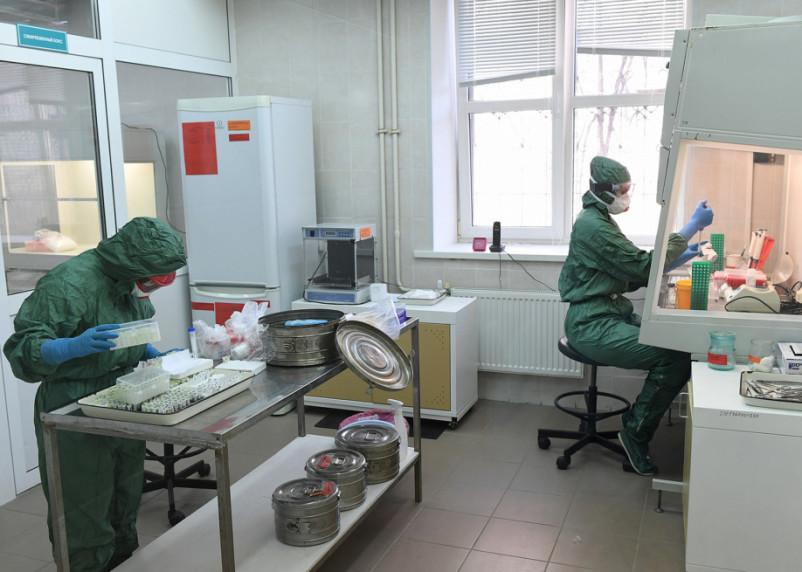 Оперативная статистика по коронавирусу в Москве на 9 марта