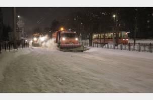 Снежный апокалипсис. В администрации Смоленска объявили о режиме повышенной готовности