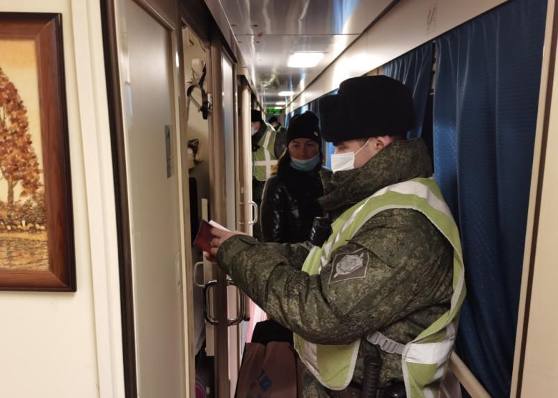 На российско-белорусские поезда раскуплены более 43 тысяч билетов