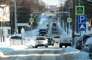 Подрядчик ответил смолянам на критику ремонта улицы Попова