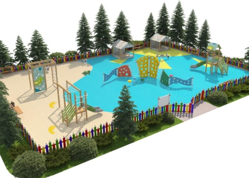 В Смоленске появится площадка для детей с синдромом аутизма