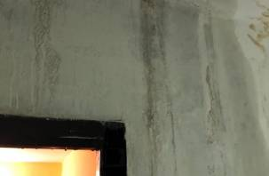 Жители Смоленска обвиняют «Жилищник» в затоплении дома
