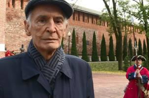 Василия Ланового похоронили на Новодевичьем кладбище