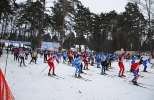 В Смоленской области сегодня пройдет «Лыжня России»