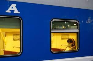 Поезда из Белоруссии в Россию будут останавливаться в Витебске и Орше