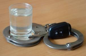 Пьяных водителей задержали в Смоленске и Вязьме