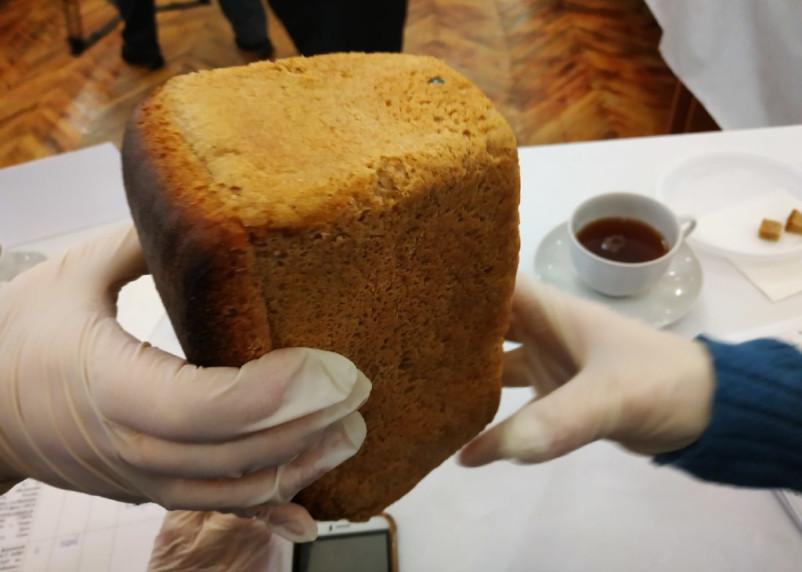 Эксперты забраковали смоленский хлеб
