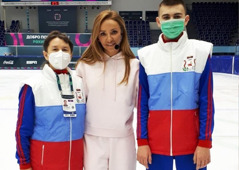 Смолянин Георгий Буров попал в сборную России по фигурному катанию