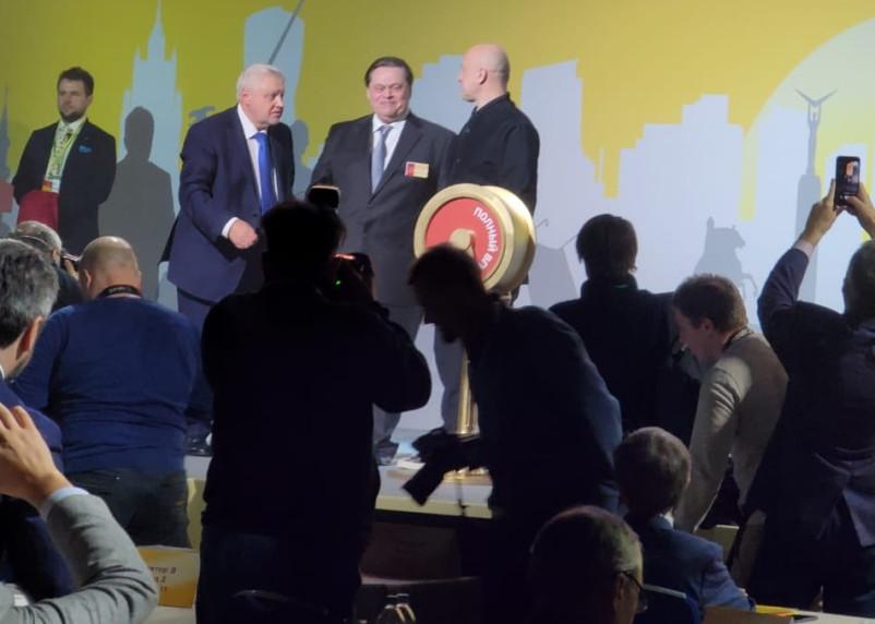 Умножение справедливости. В Смоленской области ликвидируют реготделения двух политических партий