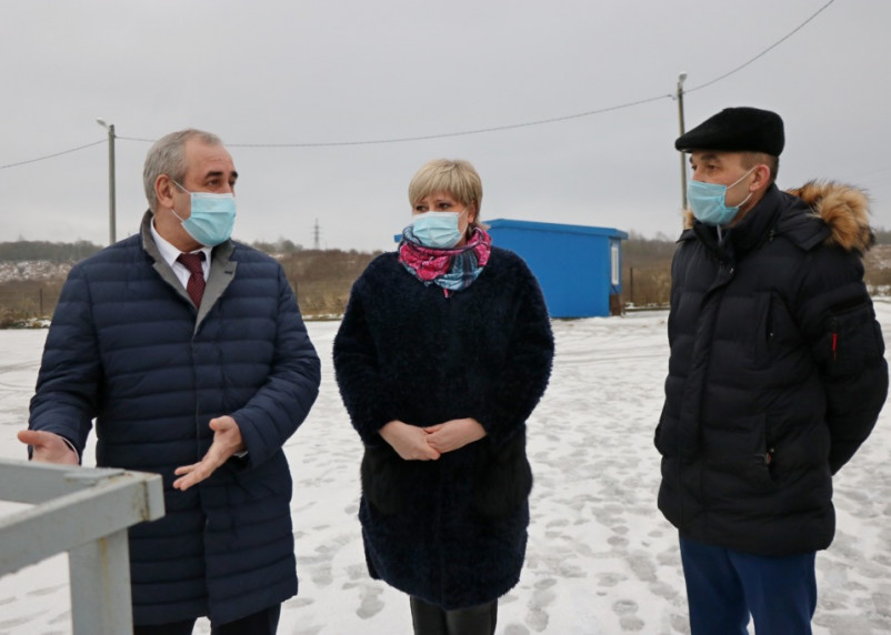 Неверные даты. Жителей Смоленской области заставляют ждать новые очистные