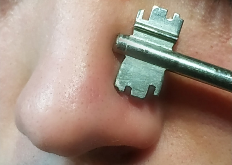 Ключ спасения от заложенного носа
