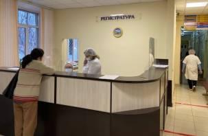 Смоляне жалуются на очереди в поликлинике №8