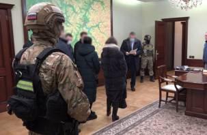 Губернатора Пензенской области Белозерцева арестовали на два месяца