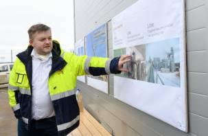В Гагарине модернизируют очистные сооружения